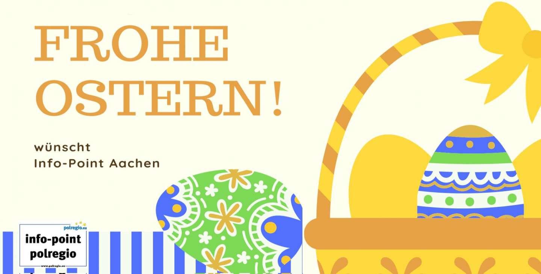 Zdrowych Świąt Wielkanocnych - Gesundes Ostern!
